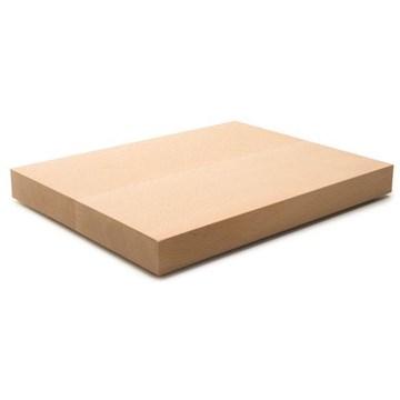 Imagen de Tabla para picar madera 50x40x5cm