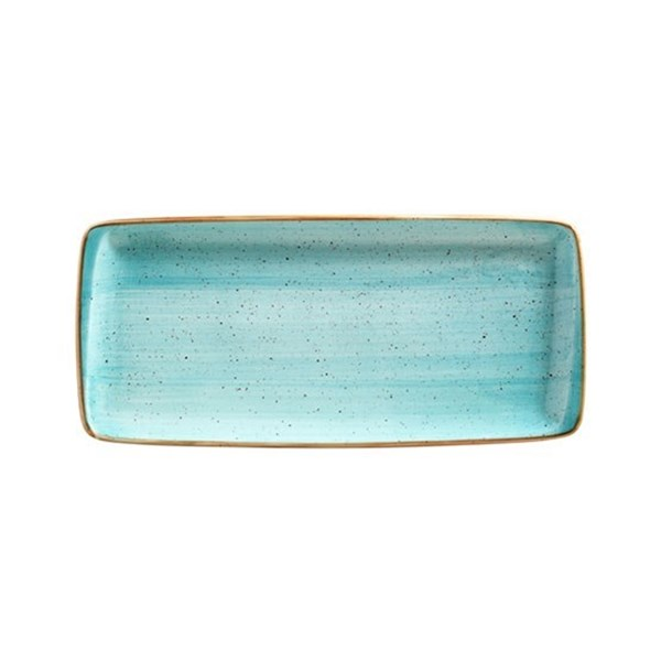 Picture of Fuente rectangular 34x16cm AURA AQUA