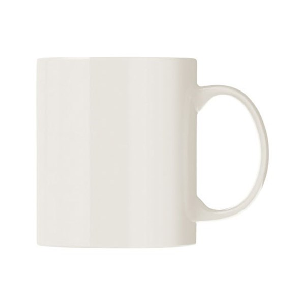 Picture of Mug 350ml blanco PRESENTATION