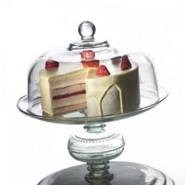 Imagen de Pie de torta c/campana ISABELLA