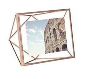 Imagen de Portarretratos 10x15 cobre PRISMA