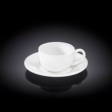 Imagen de Taza café c/plato 100ML OLIVIA