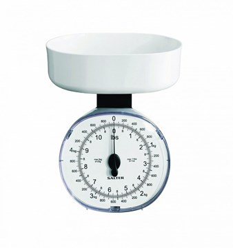 Imagen de Balanza de cocina analógica 5kg SALTER