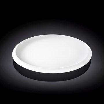 Imagen de Plato redondo c/borde 21.5cm TEONA