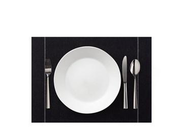Imagen de Individuales antimanchas negro x2