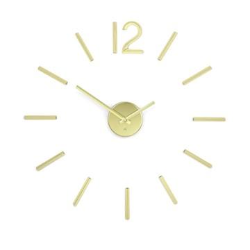 Imagen de Reloj de pared bronce BLINK