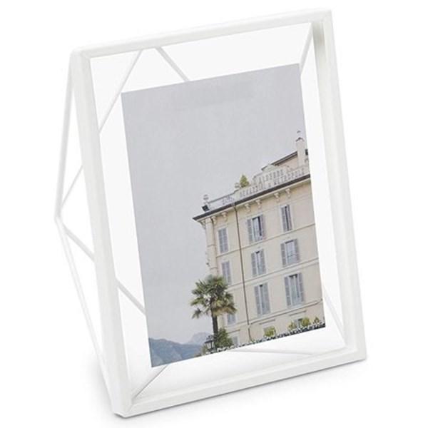 Picture of Portarretratos 20x25 blanco PRISMA