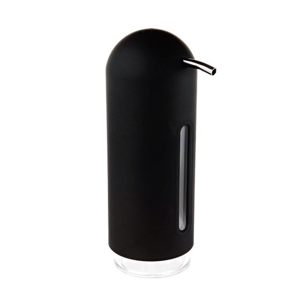 Picture of Dispensador jabón negro 355ml PINGÜINO