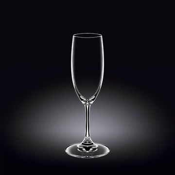 Imagen de SET 6 COPAS CHAMPAGNE 230ML THERMO GLASS