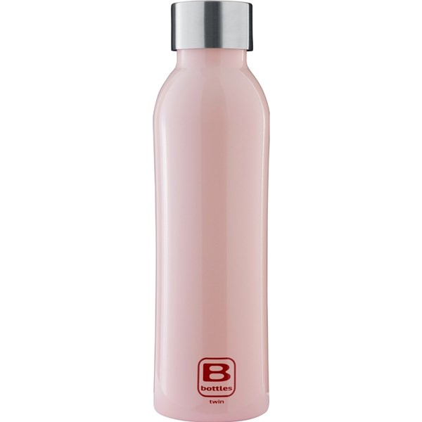 Picture of BOTELLA DEPORTIVA ROSA 500ML TWIN