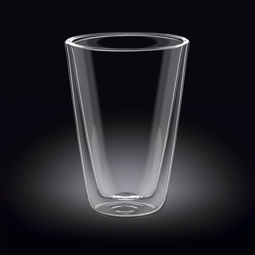 Imagen de VASO DOBLE PARED 500ML THERMO GLASS