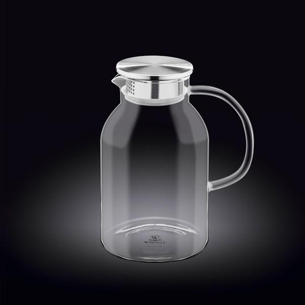 Picture of JARRA CON TAPA ACERO INOX 2100ML THERMO GLASS